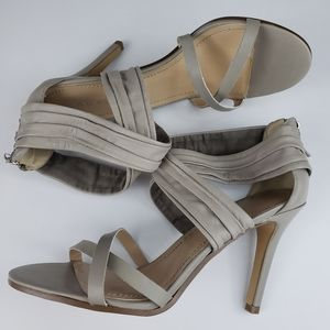 Nine West Shoes - Nine West NWERLINA Leather Strappy High Heel Sz 8